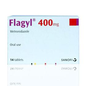 FLAGYL 400MG TAB 14'S