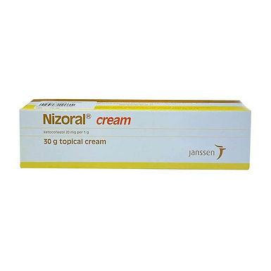 NIZORAL CREAM 30GM