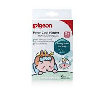 PIGEON FEVER COOL PLASTER 15841 6'S 45*80MM