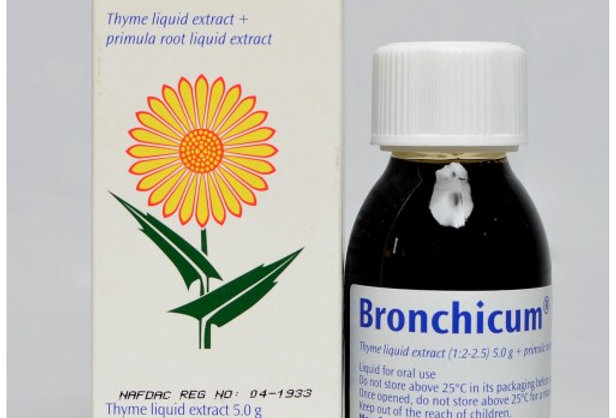 BRONCHICUM ELIXIR 100 ML