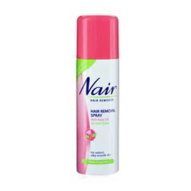 NAIR HAIR REM. SPRAY ROSE 200ML