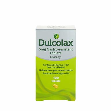 DULCOLAX 5MG TABS 100'S