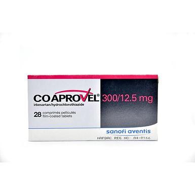 COAPROVEL 300/12.5MG 28 TABLETS