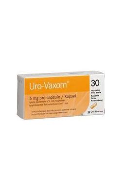 URO VAXOM CAP 30'S
