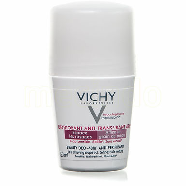 VICHY DEO ROLL BEAUTY ANTI PERS 50ML 325657