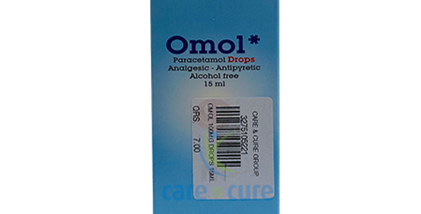 OMOL 100MG DROPS 15ML