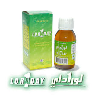 LORADAY SYRUP 100ML