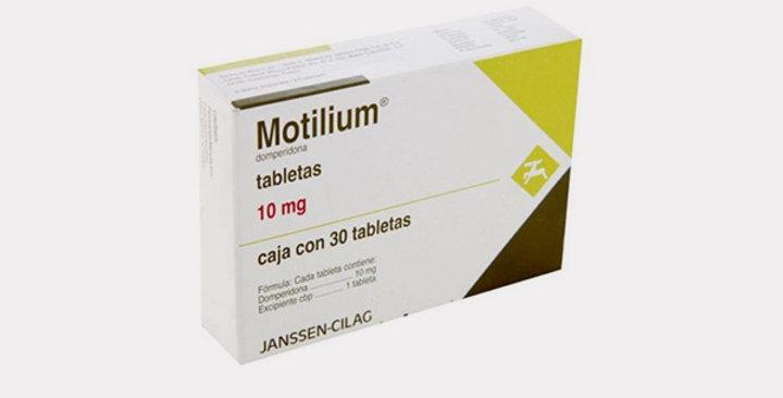 MOTILIUM 10MG TAB 30'S