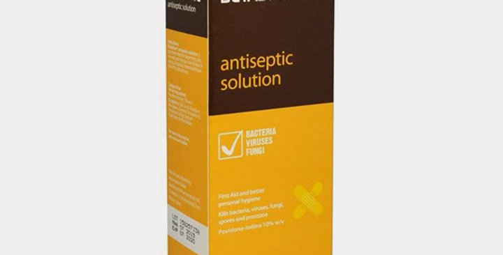 BETADINE ANTISEP Solution 120ML