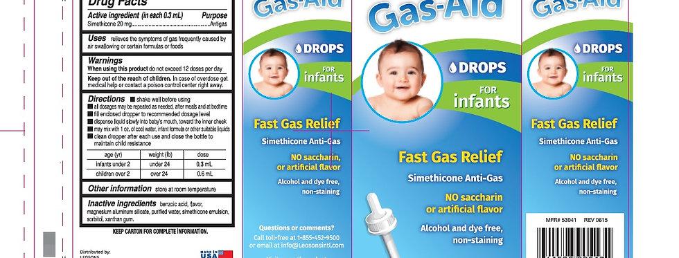 GAS-AID DROPS 30ML