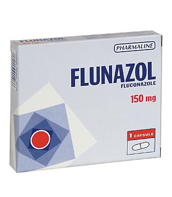 FLUNAZOL 150MG CAP 1'S
