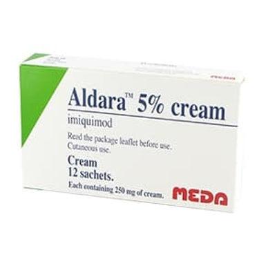ALDARA 5% CREAM 12 SACHETS