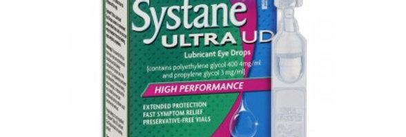 SYSTANE ULTRA SDU E/D 30*0.7ML