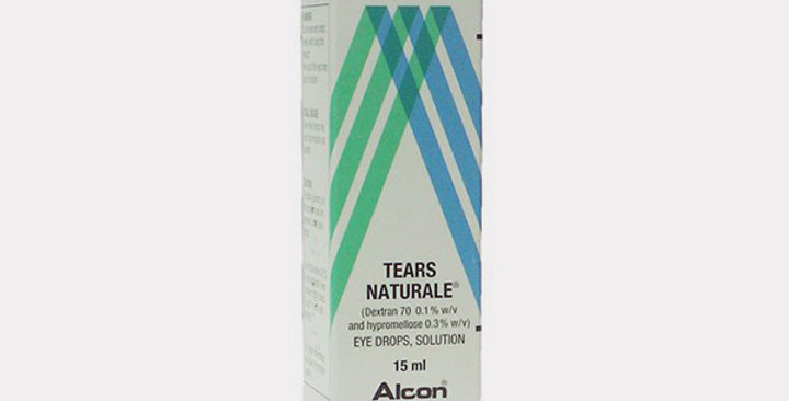 TEARS NATURAL EYE DROPS 15ML*
