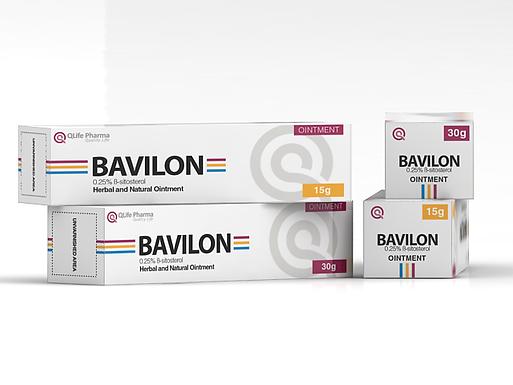 BAVILON OINTMENT 30G