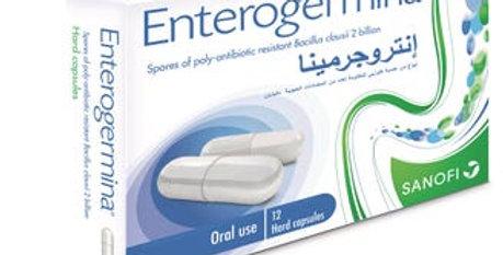 ENTEROGERMINA CAPSULES 12 PIECES