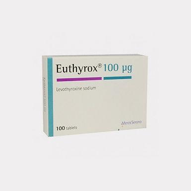 EUTHYROX 100MG TAB 100'S