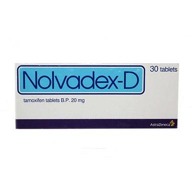 NOLVADEX D 20MG 30 TABLETS