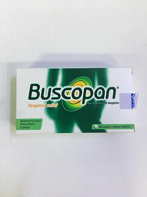 BUSCOPAN 10MG TAB 50'S