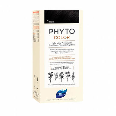 PHYTOCOLOR 01 BLACK