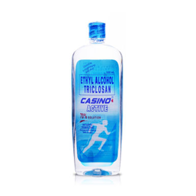 CASINO ETHYL ALCOHOL ACTIVE  70% SOLUTION