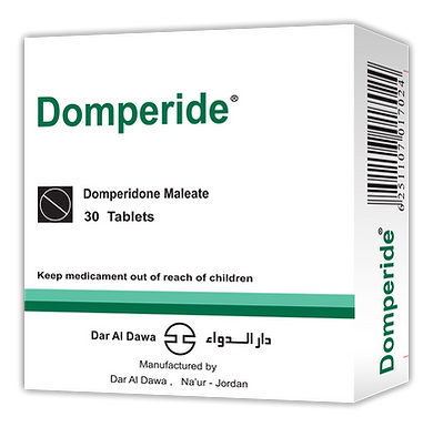 DOMPERIDE 10 MG TABLETS 30 PIECES