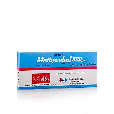 METHYCOBAL 500MG TAB 30'S