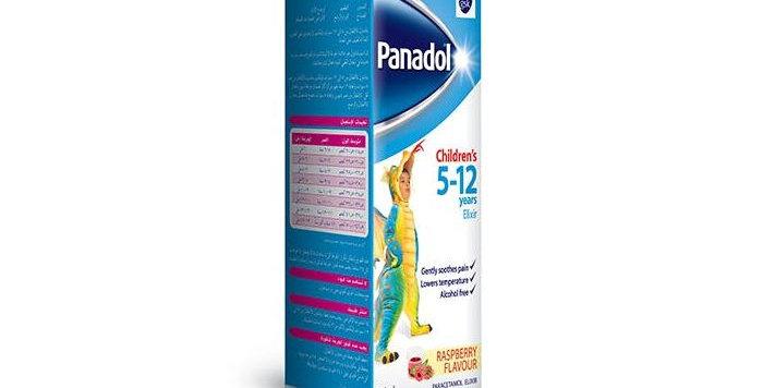 Panadol children's 5-12 years Elixir