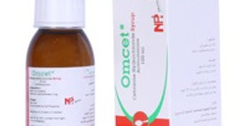 OMCET SYRUP 100ML