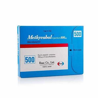 METHYCOBAL 500MG Injection 1MLX10'S