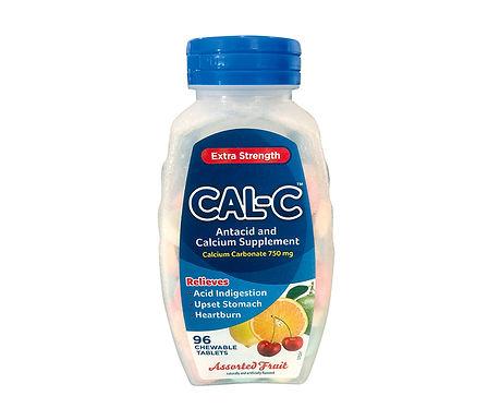 CAL-C ANTACID / CALCIUM SUPPLEMENT EXTRA STRENGTH