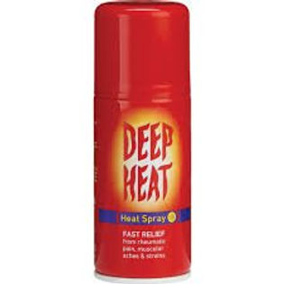 DEEP HEAT SPRAY 150ML
