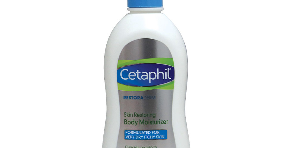 GALDERMA CETAPHIL RESTORADERM BODY WASH 295 ML