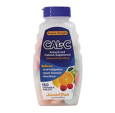 Cal - C - Regular Strength - Assorted Fruit