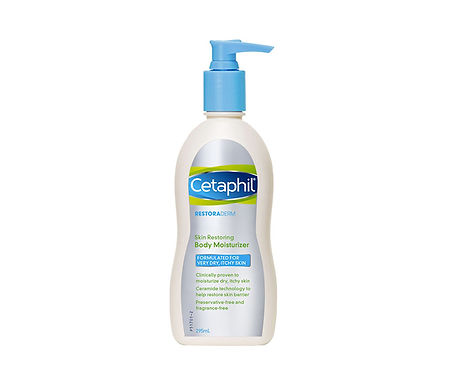 GALDERMA CETAPHIL RESTORADERM BODY LOTION 295ML