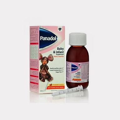 PANADOL BABY & INFANT SUSP. 100ML