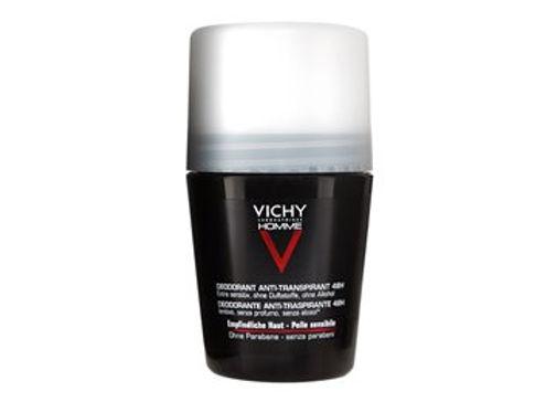 VICHY DEO ROLL BLACK FOR MEN 50ML 5816