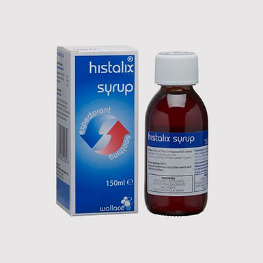 HISTALIX EXPT. SYRUP 150ML