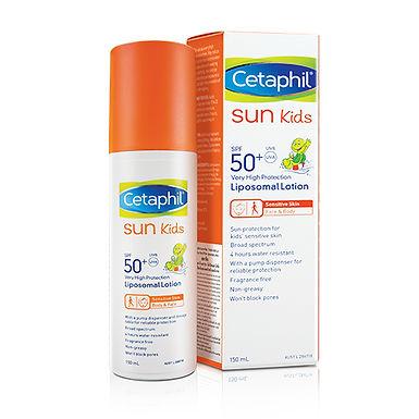 GALDERMA CETAPHIL SUN KIDS SPF50+ LOTION DAYLONG 150ML (REPLACE DAYLONG)