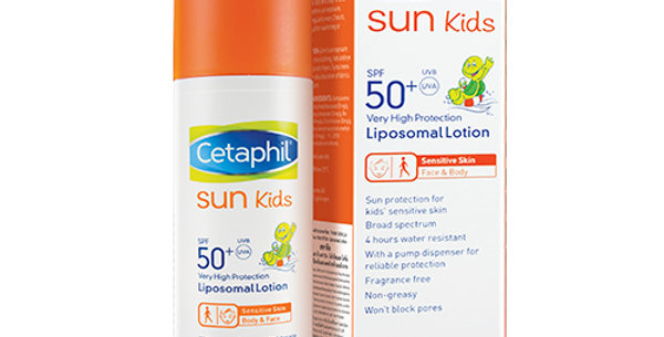 GALDERMA CETAPHIL SUN KIDS SPF50+ LOTION DAYLONG 150ML (REPLACE DAYLONG)