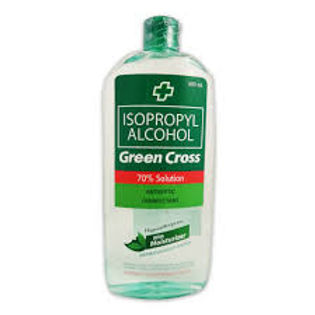 GREEN CROSS ALCOHOL 40% 500ML