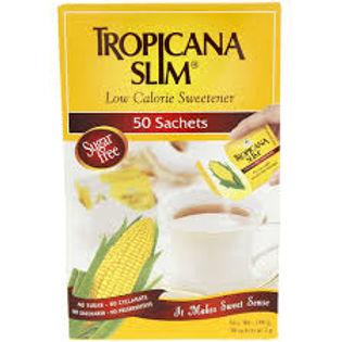 TROPICANA SLIM 50 SACHETS