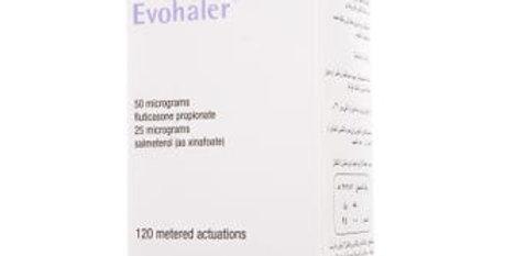 SERETIDE EVOHALER 50/25MCG