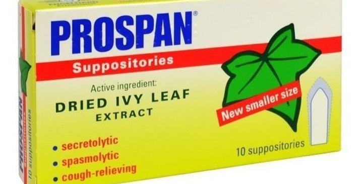 PROSPAN 10 SUPPOSITORIES