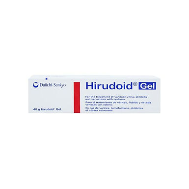 Hirudoid Gel 40 gm