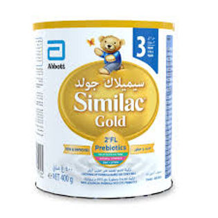 SIMILAC GOLD 3 400G