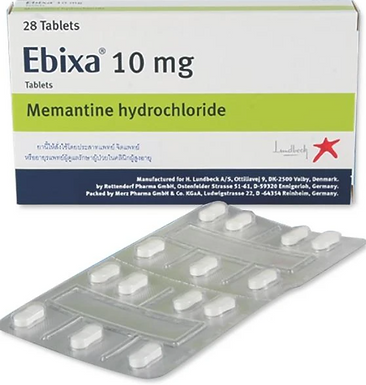 EBIXA 10MG 28 TABLETS