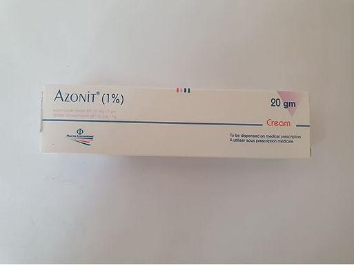 AZONIT 1% CREAM 20G