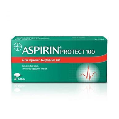ASPIRIN PROTECT 100MG 30 TABLETS