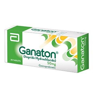 GANATON 50MG TAB 100'